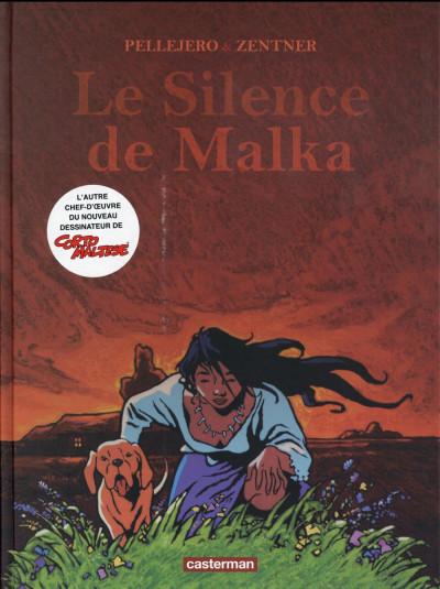 image de Le silence de Malka - édition 2016