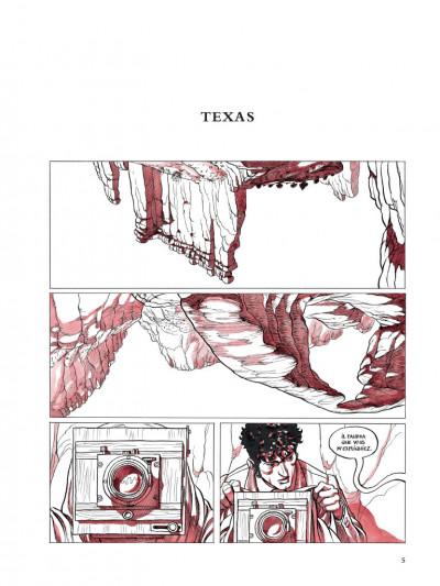 Page 1 L'odeur des garçons affamés - édition deluxe