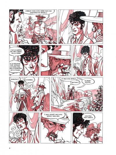 Page 2 L'odeur des garçons affamés - édition deluxe