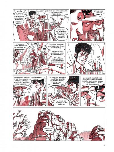 Page 3 L'odeur des garçons affamés - édition deluxe