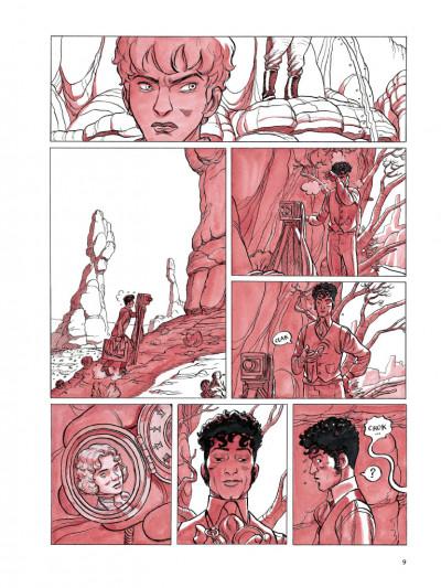 Page 5 L'odeur des garçons affamés - édition deluxe
