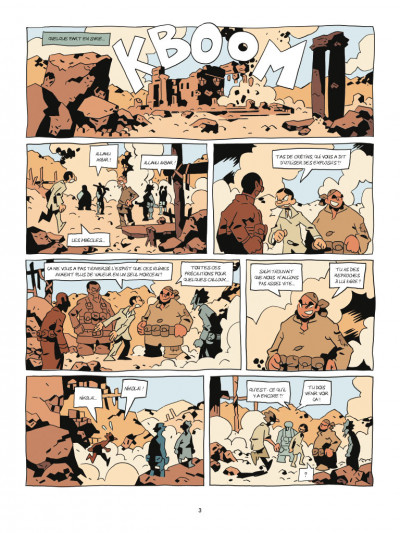 Page 1 Les archéologues de l'interdit tome 1 - La malédiction de Smenkharê