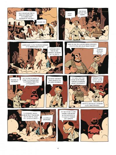 Page 2 Les archéologues de l'interdit tome 1 - La malédiction de Smenkharê
