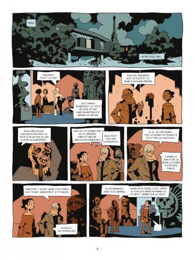 Page 3 Les archéologues de l'interdit tome 1 - La malédiction de Smenkharê
