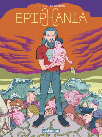 Couverture Epiphania tome 1