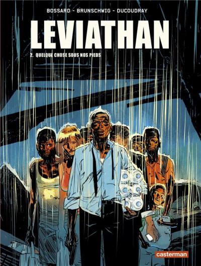 Couverture Léviathan tome 2