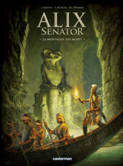 Couverture Alix Senator tome 6