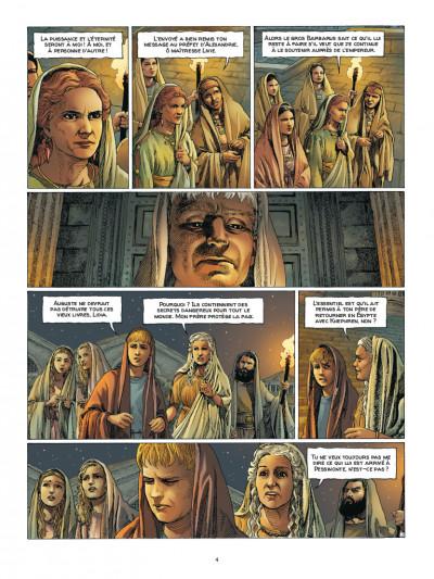 Page 2 Alix Senator tome 6