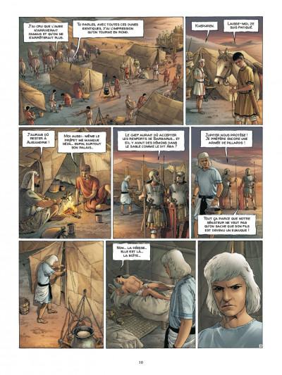 Page 8 Alix Senator tome 6