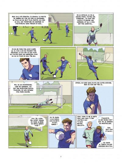 Page 3 Arrêt de jeu