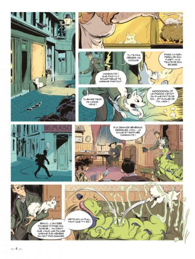 Page 2 Benjamin Blackstone tome 2