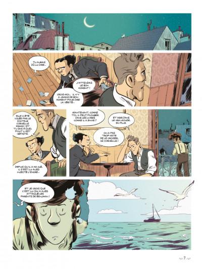 Page 5 Benjamin Blackstone tome 2