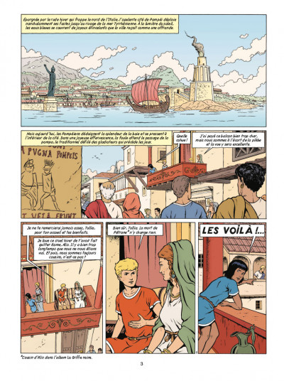 Page 1 Alix tome 36