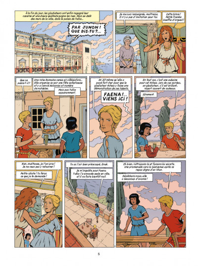 Page 3 Alix tome 36
