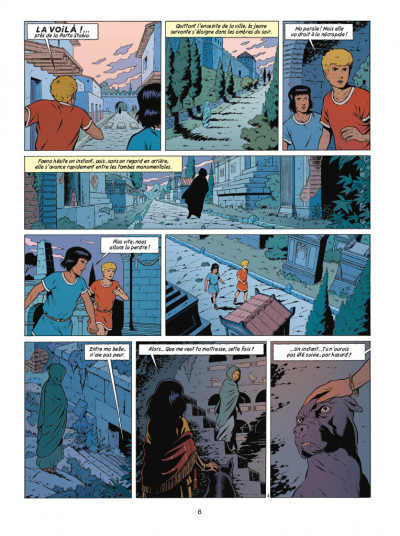Page 4 Alix tome 36