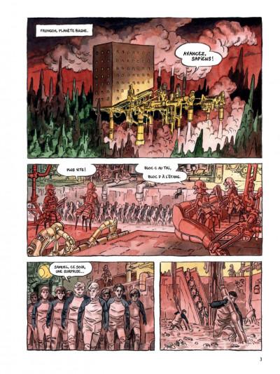Page 1 Le printemps humain tome 2
