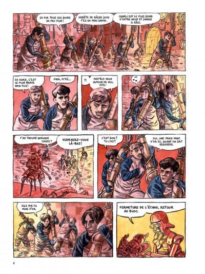 Page 2 Le printemps humain tome 2