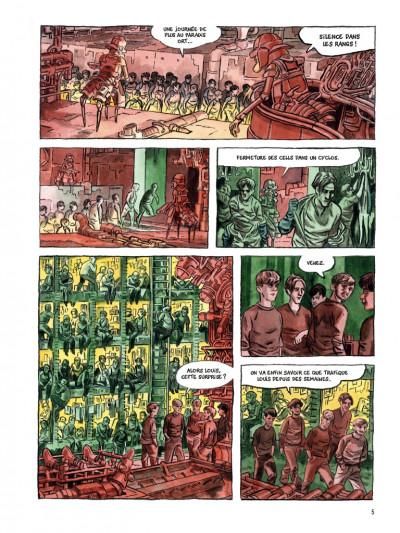 Page 3 Le printemps humain tome 2