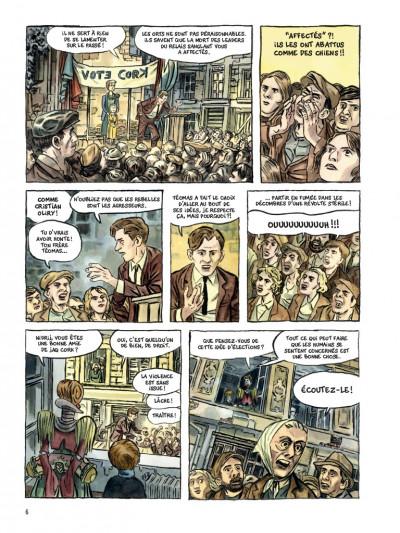 Page 4 Le printemps humain tome 2