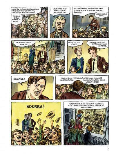 Page 5 Le printemps humain tome 2