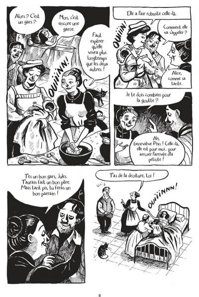 Page 7 Kiki de Montparnasse - édition 2016