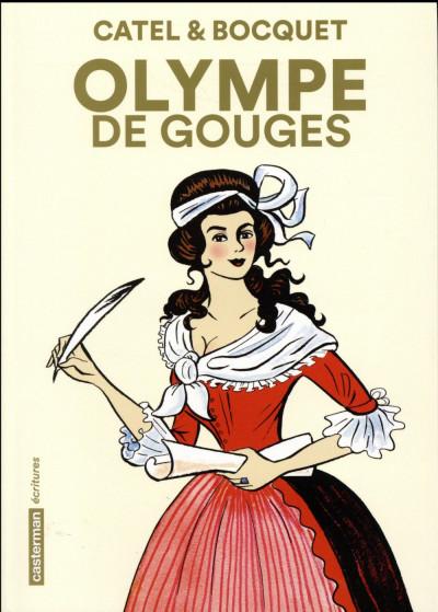 Couverture Olympe de Gouges - édition 2016