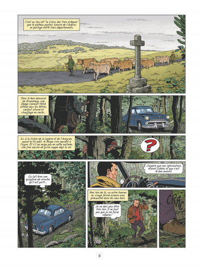Page 4 Lefranc tome 28
