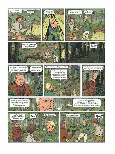 Page 5 Lefranc tome 28
