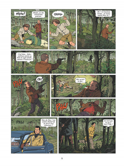 Page 6 Lefranc tome 28