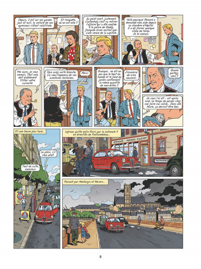 Page 9 Lefranc tome 28