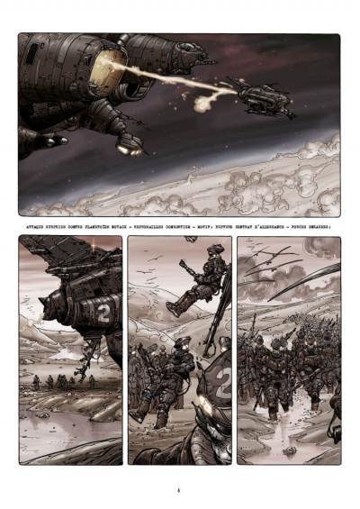 Page 1 Exterminateur 17 - intégrale