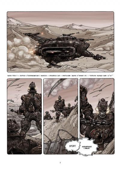 Page 2 Exterminateur 17 - intégrale