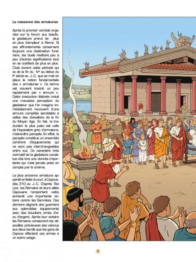 Page 3 Les voyages d'Alix - les gladiateurs