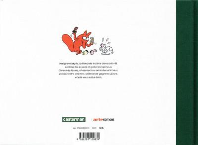 Dos La renarde tome 2