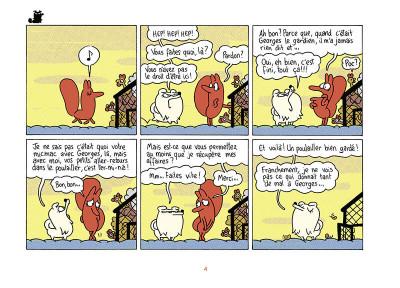 Page 5 La renarde tome 2