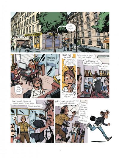 Page 1 Sous le voile