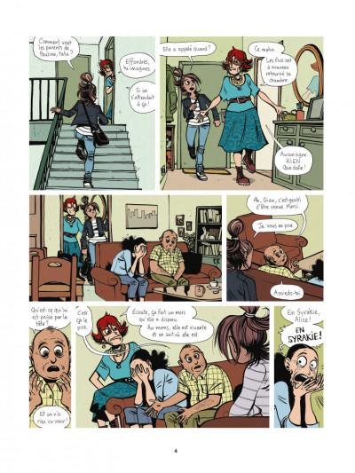 Page 2 Sous le voile