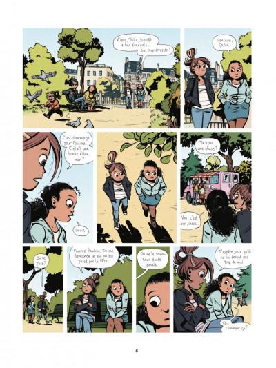 Page 4 Sous le voile