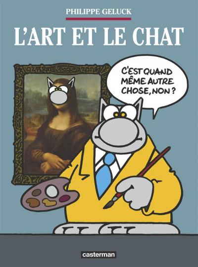Couverture Le Chat - L'art et le Chat (édition augmentée)