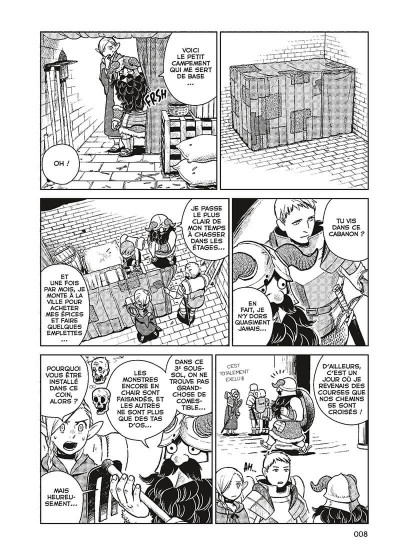 Page 9 Gloutons et dragons tome 2