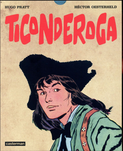 Dos Ticonderoga