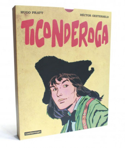 Page 1 Ticonderoga