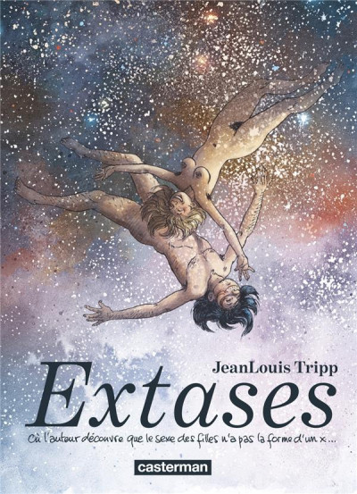 Couverture Extases tome 1