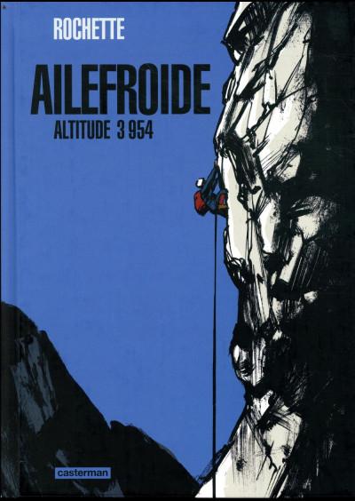 Couverture Ailefroide altitude 3 954