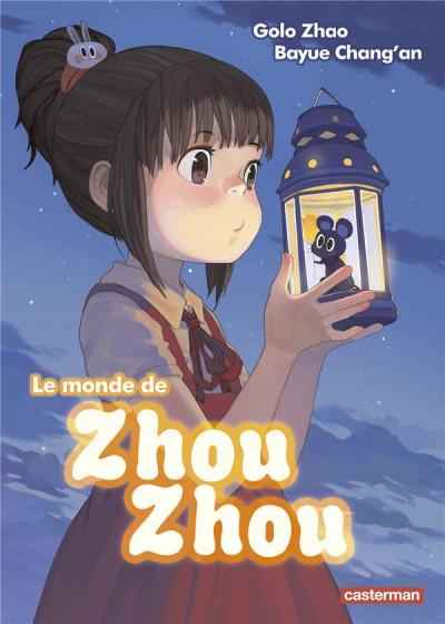 Couverture Le monde de Zhou-Zhou tome 1