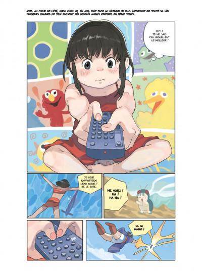Page 1 Le monde de Zhou-Zhou tome 1