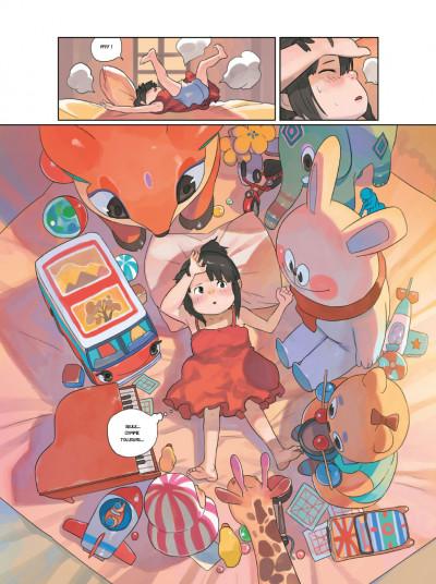 Page 4 Le monde de Zhou-Zhou tome 1