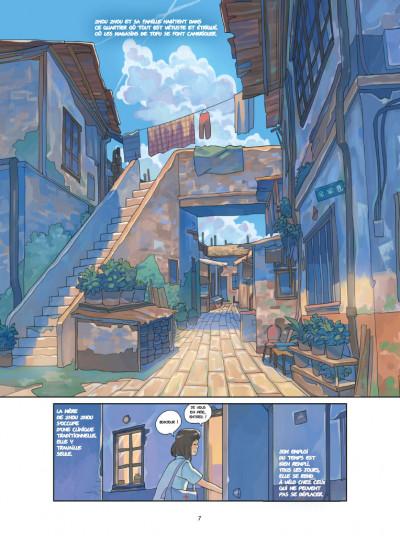 Page 5 Le monde de Zhou-Zhou tome 1