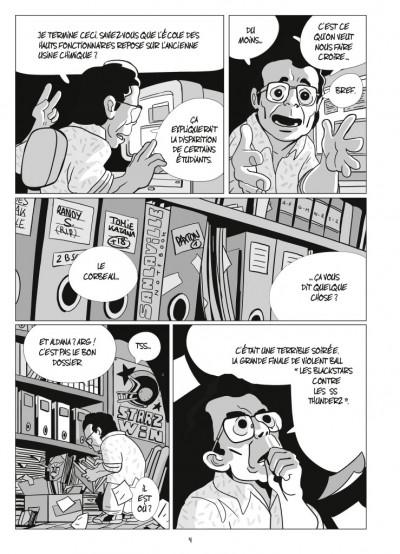 Page 2 Lastman stories - Soir de match