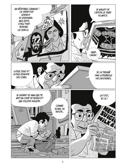 Page 3 Lastman stories - Soir de match
